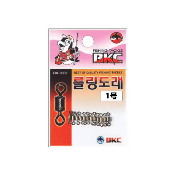 백경조침/ 롤링도래 (BK-3002)