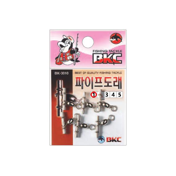 백경조침/ 파이프도래 (BK-3010)