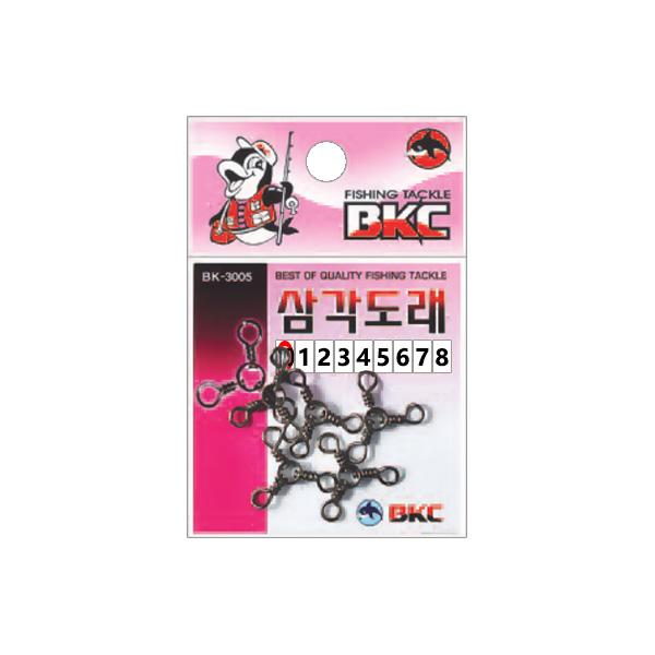 백경조침/ 삼각도래 (BK-3005)