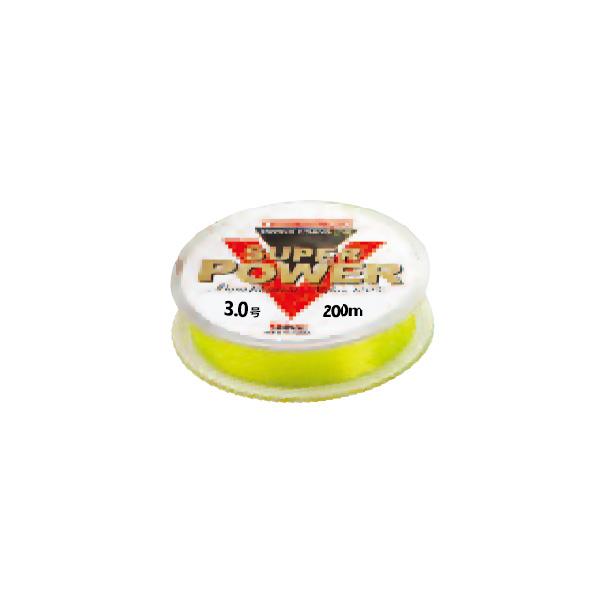 백경조침/ 슈퍼파워민물원줄200m형광보급형 (BK-4111) (3호-10호)