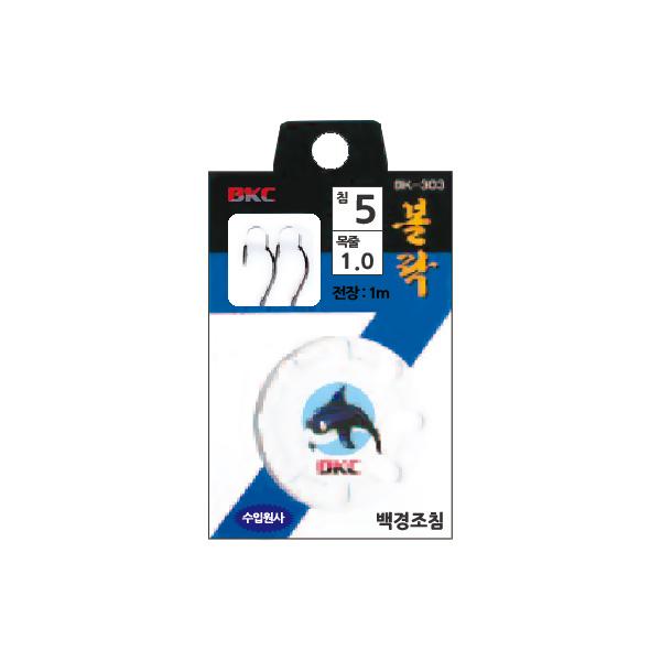 백경조침/ 볼락카드 (BK-303)