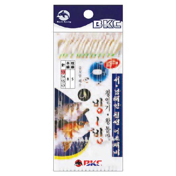 백경조침/ 서남해안침선어초 15본 어피 BK-398