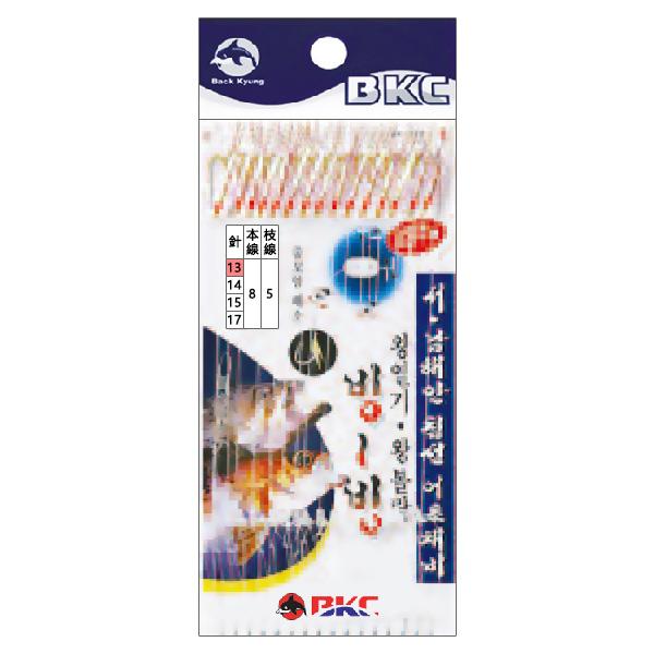 백경조침/ 서남해안침선어초 15본 반짝이 BK-399