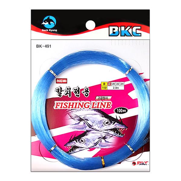 백경조침/ BK-491 갈치전용 LINE 100pcs