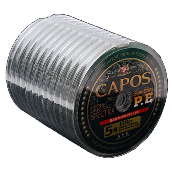 카포스/ PE100M 연결사