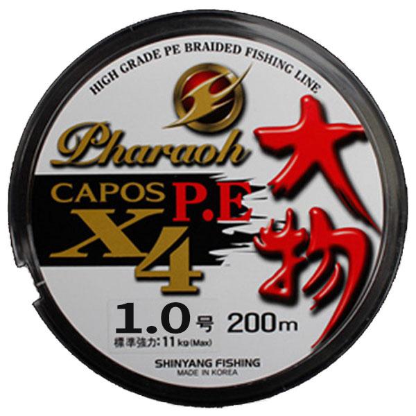 카포스/ 파라오PE X4 대물합사