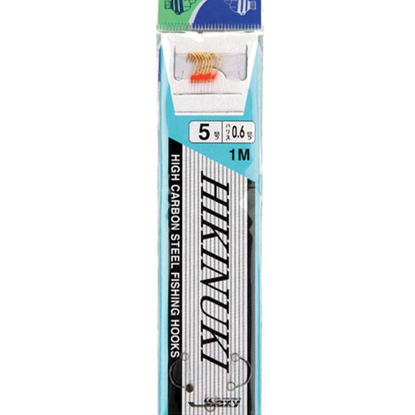 HDF/ 소데카드 학꽁치 전갱이 고등어 바늘채비