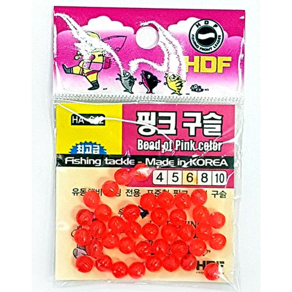HDF/ 핑크구슬 (고급)