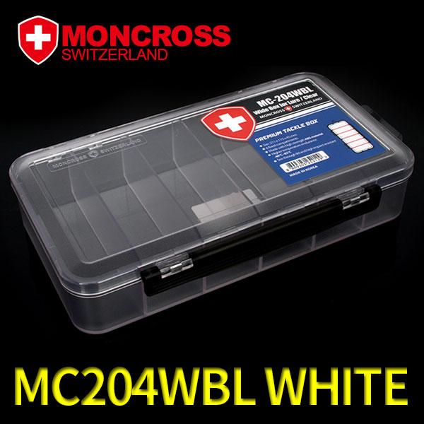 몽크로스/ 고정식태클박스MC204WBL화이트