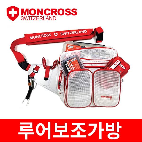 몽크로스/ 메쉬백 (루어낚시보조가방)