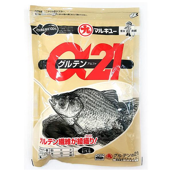 마루큐떡밥/ 알파21글루텐