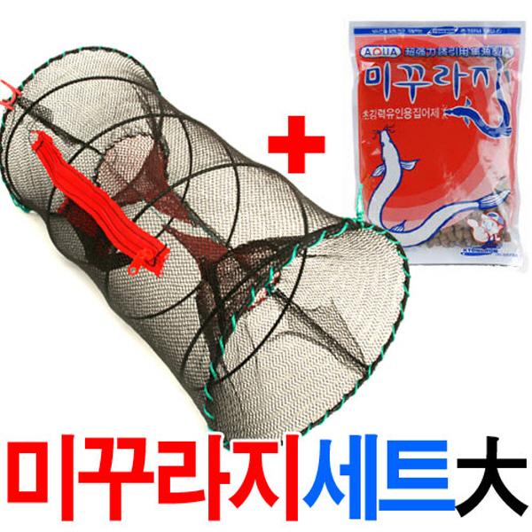 [물놀이] 미꾸라지통발(대)+아쿠아미꾸라지