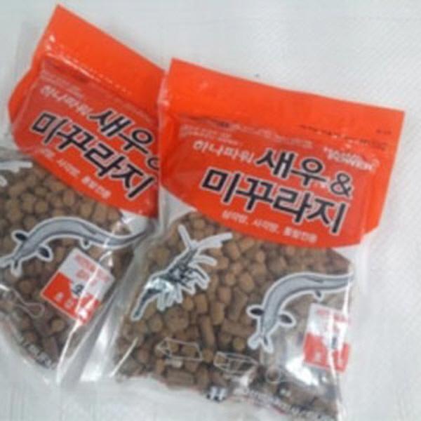 [물놀이] 새우-미꾸라지(어포기/통발용떡밥)