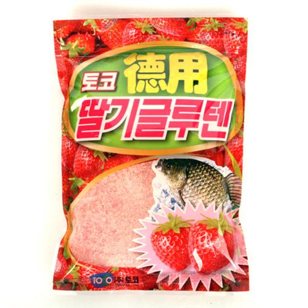 토코/ 딸기글루텐덕용