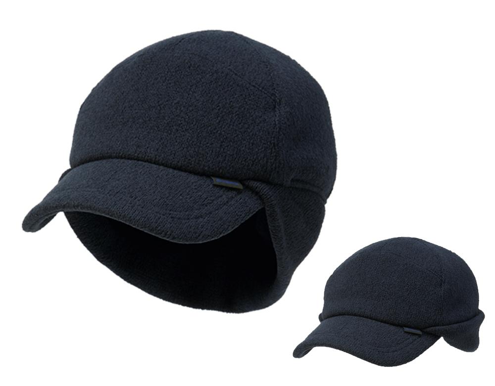 ZB-A312(네이비/니트)  지벤 귀달이 방한 모자