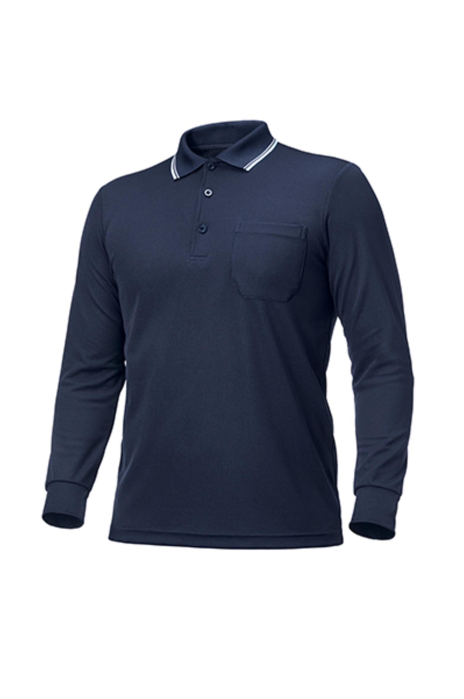 ZB-T1331 (네이비)지벤 작업복 티셔츠(쿨론)
