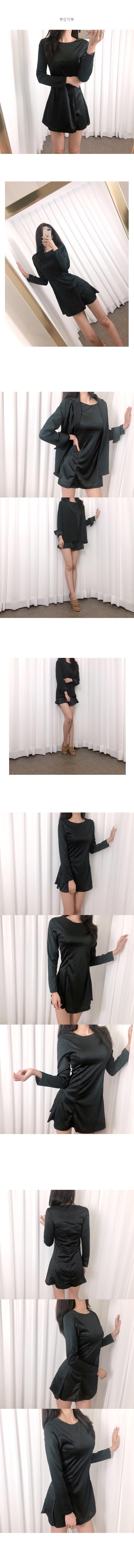 홀리 여성 기본 플레어 블랙 원피스 - 홀리우먼, 22,900원, 원피스, 미니원피스
