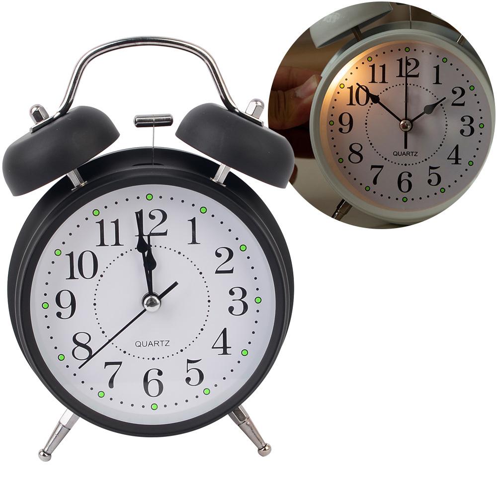 무소음 헤머벨 자명종 탁상시계 헤머벨탁상시계 알람시계 탁상시계 무소음탁상시계 자명종탁상시계