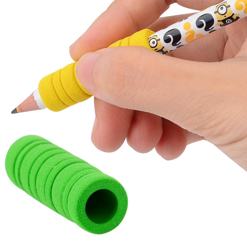 볼펜 그립 1P 연필그립 펜그립 펜잡는법교정 소프트펜슬그립 볼펜그립