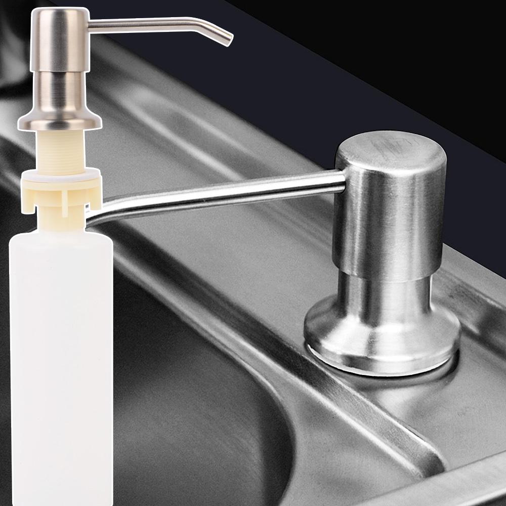 다용도 펌프형 디스펜서 주방세제용기 펌프용디스펜스 펌핑용기 세제펌프 싱크대세제통