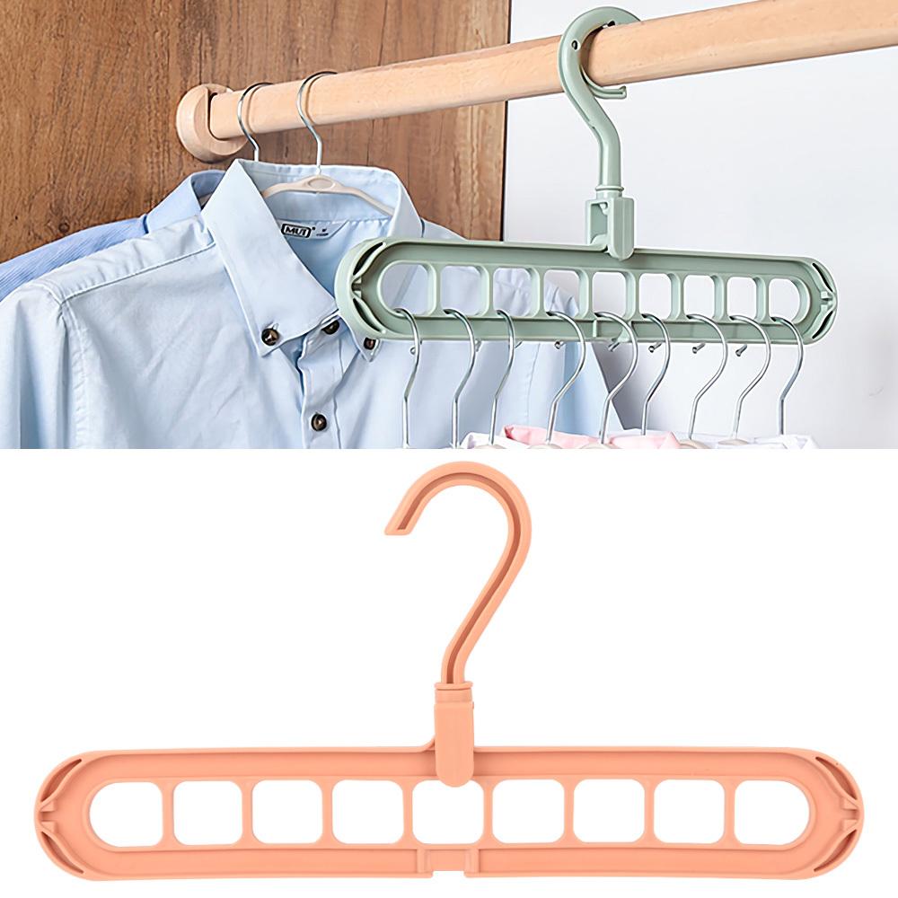 방향조절 다단 옷걸이 옷정리 수납걸이 이동형행거 릴레이옷걸이 다용도정리대 방향조절옷걸이 다용도걸이
