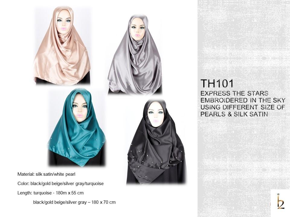 [ The twelve ] 日101 [十二]设计时尚的头巾围巾系列