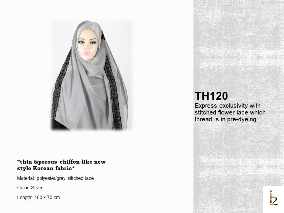 th118 design hijab