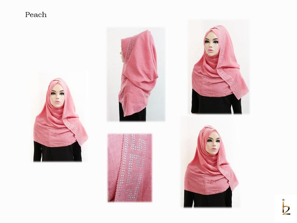 Design Hand-made Hijab/Scarf