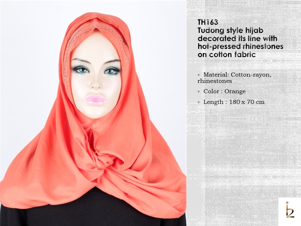 th163 design hijab