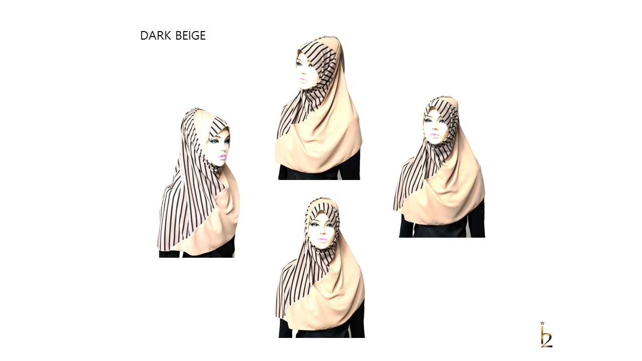 [ The twelve ] TH171[The twelve] Stylishly Designed Hijab Scarves Series