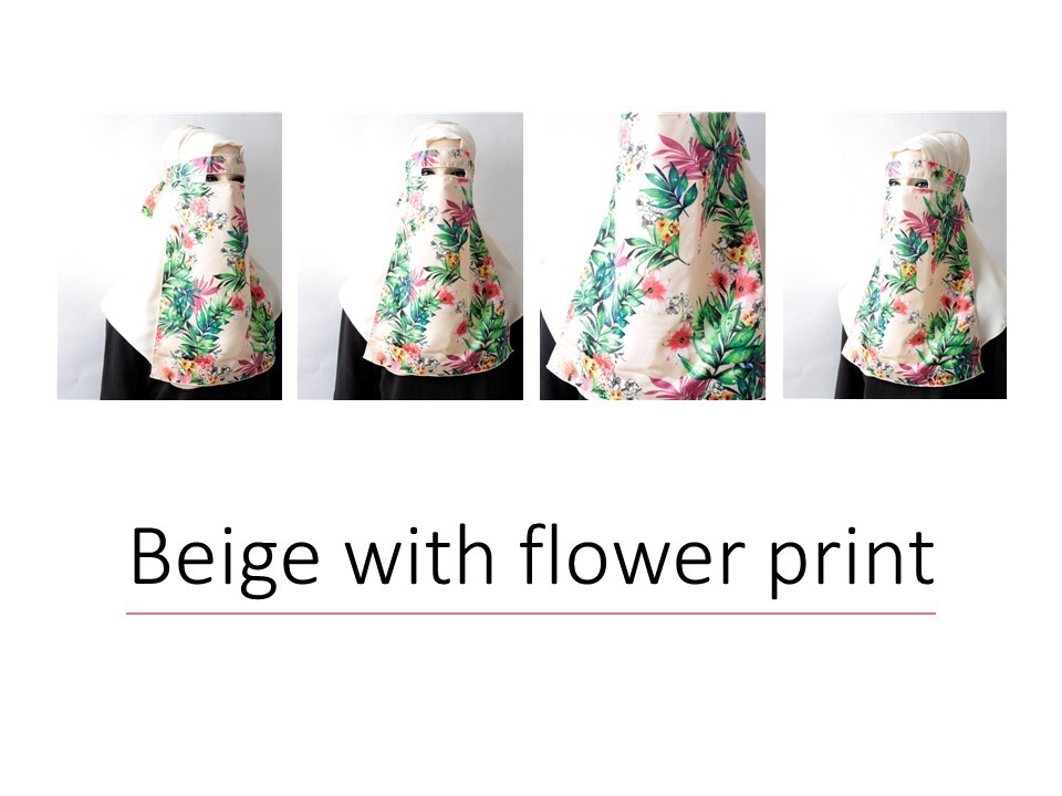 TH146-A [The twelve] Stylish Design Hijab Series