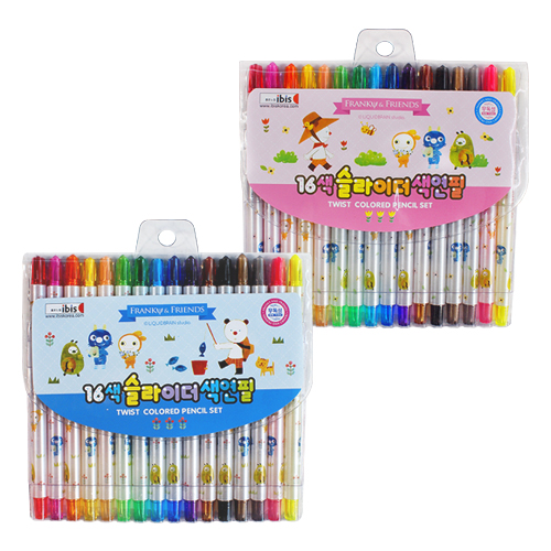 5500 16색슬라이더색연필(FR)
