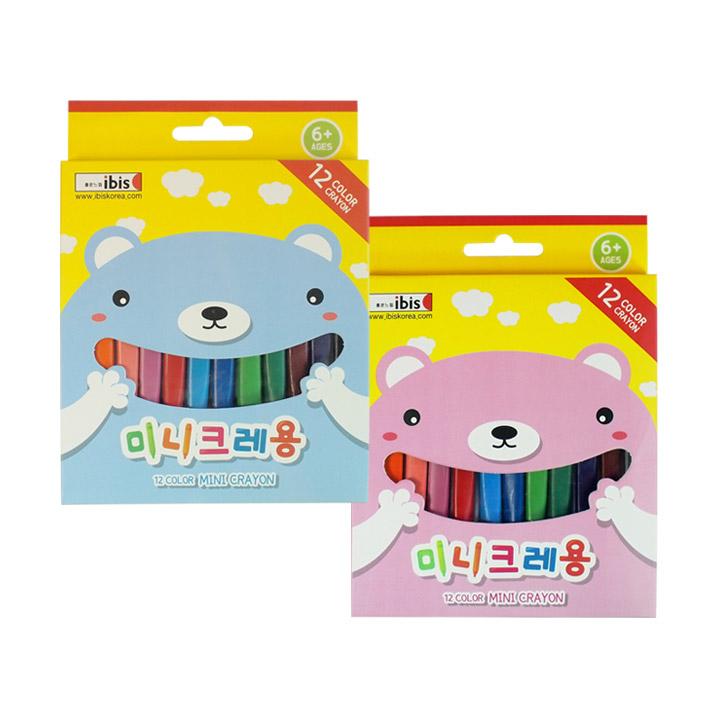 3500 12색미니크레용(CR)