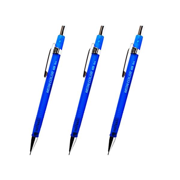 1000 4각네온컬러샤프(SP)-블루