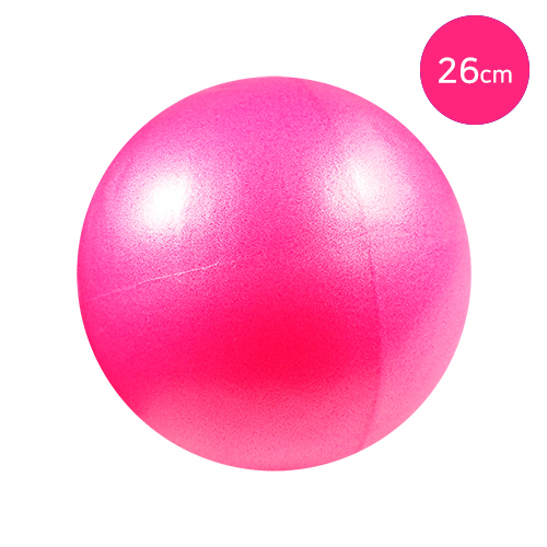 4500 소프트미니볼26cm(SP)-핑크