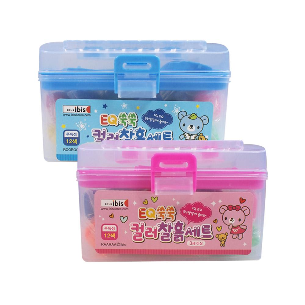 3500 EQ쑥쑥컬러찰흙세트(CR)-핑크