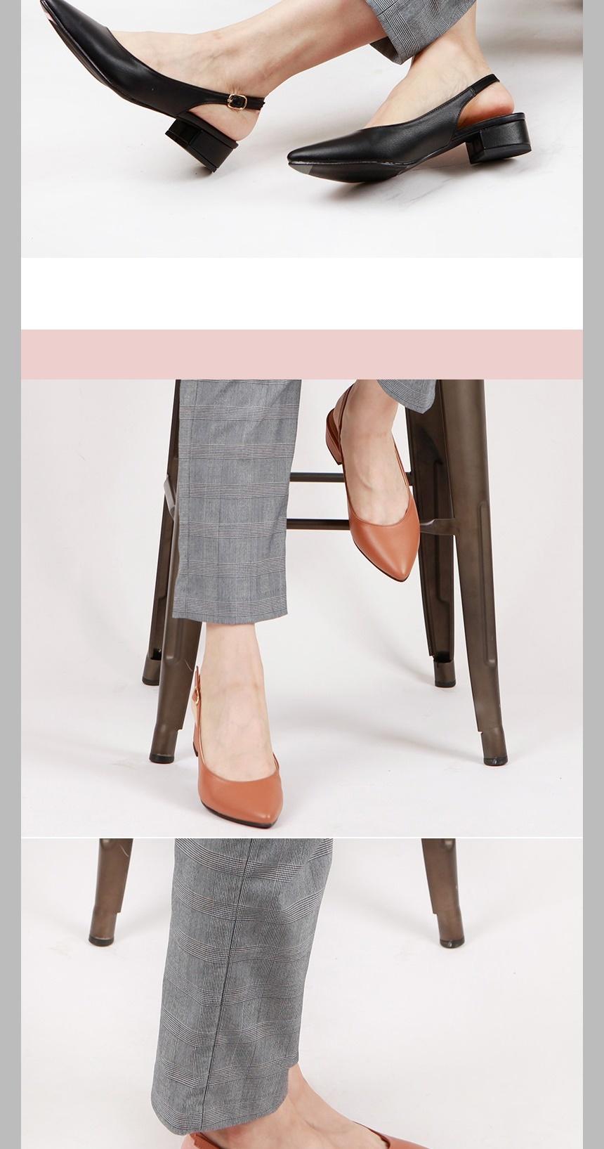 편한여성구두,구두종류,유행신발