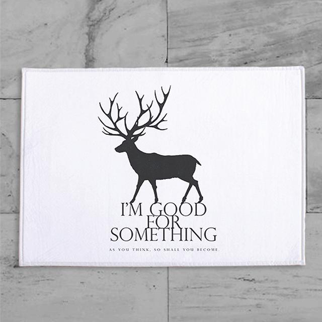 발매트 리마인드 사슴 (70x50cm)