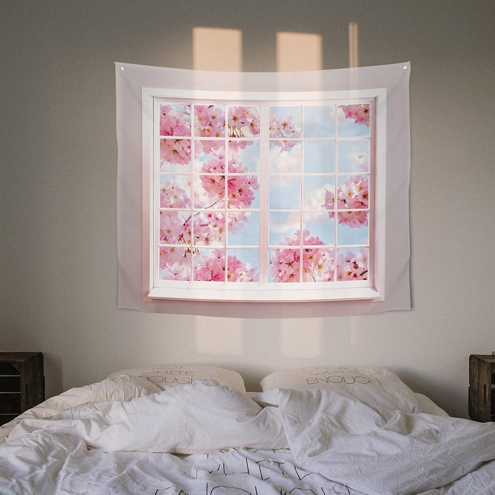 [패브릭포스터]벚꽃엔딩 150x130cm