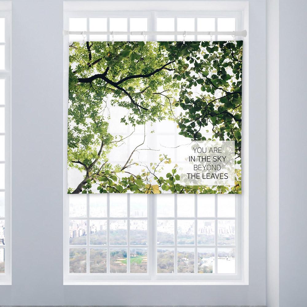 [패브릭포스터] 리프스카이 150x130cm