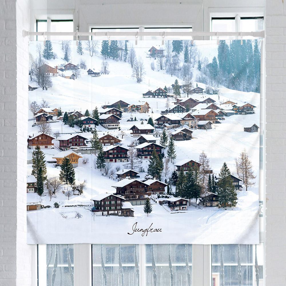 [패브릭포스터] 융프라우 150x130cm