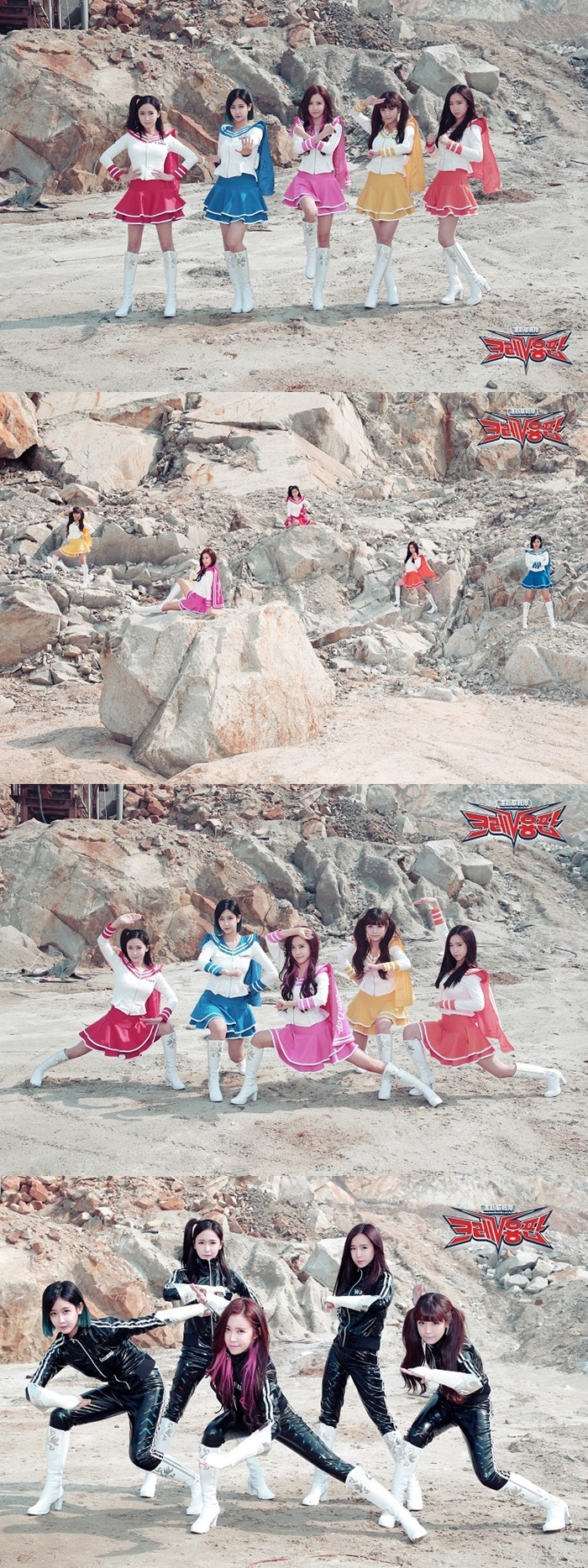 [Crayon Pop] 2nd Mini Album (FM)