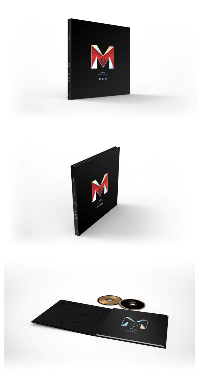 [M/Lee Min Woo] DVD+Photo Book (2014 M+Ten Tour In Seoul)