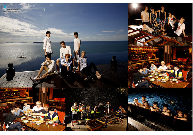 [2PM] 2015 Season's Greetings From Phuket (365 Days With 2PM)