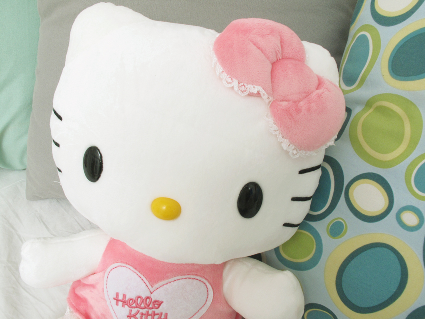 Japanese Hello Kitty Toys : Japan sanrio cute character hello kitty plush stuffed doll