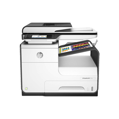HP 오피스젯 X377dw 무한잉크 프린터 보드펌 4색칩 병행수입 무선네트워크 지원