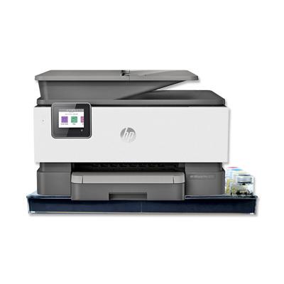 리퍼제품 HP 9010 무한잉크 프린터 공급기세트 보드 무칩 아틀라스 공급기 바이오염료 병행수입
