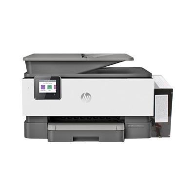 리퍼제품 HP 9010 무한잉크 프린터 공급기세트 보드 무칩 제네시스 공급기 바이오염료 병행수입