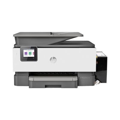리퍼제품 HP 9010 무한잉크 프린터 공급기세트 보드 무칩 레이2 공급기 바이오염료 병행수입