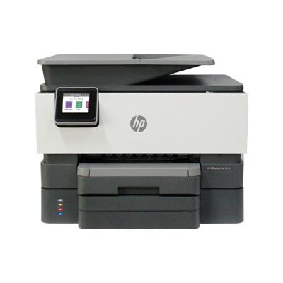 리퍼제품 HP 9010 무한잉크 프린터 공급기세트 보드 무칩 비너스 공급기 바이오염료 병행수입